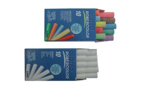 CHALKS BOX 10 PCS